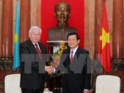 Renforcement des relations Vietnam-Kazakhstan