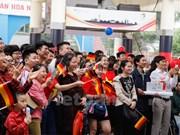 Hanoi aux couleurs de l'Allemagne