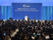 La Chine appelle à la construction d'une communauté au destin commun