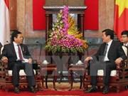 Intensification des relations de coopération Vietnam-Indonésie