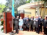Ouverture de l'ambassade du Kazakhstan à Hanoi