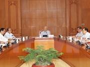 Le leader du PCV enjoint l'accélération du traitement des cas de corruption