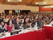 La 132e Assemblée de l'UIP, jalon important dans l'histoire de la diplomatie parlementaire