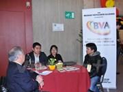 Le Vietnam à une foire à l'emploi pour les étudiants en Belgique