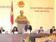 La 37e session du Comité permanent de l'AN se prépare