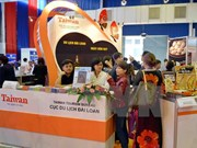 Ouverture de la foire internationale du tourisme du Vietnam 2015