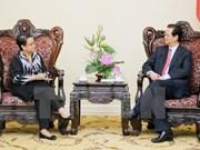 """L'Indonésie """"fait grand cas"""" des liens avec le Vietnam"""