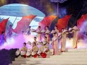 L'Année nationale du tourisme 2015 s'ouvre à Thanh Hoa