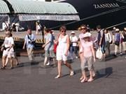 Forte hausse du nombre de touristes à Da Nang