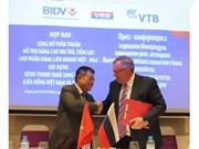 Amélioration des potentiels de la co-entreprise bancaire Vietnam-Russie