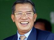 L'Assemblée nationale du Cambodge en session plénière après une suspension de trois mois