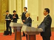 La jeune génération contribue au développement de l'amitié Vietnam-Chine