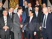 Le Vietnam favorise toujours les entreprises européennes