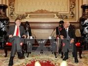 HCM-Ville et l'UE intensifient la coopération commerciale
