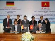 HCM-Ville et Leipzig établissent des relations de coopération