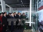 Le leader du PCV termine sa visite officielle en Chine