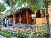 Clôture du 4e festival de la noix de coco de Ben Tre