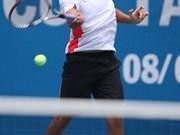 Hoàng Thiên et Hoàng Nam, deux espoirs du tennis vietnamien