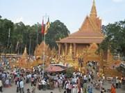 Les Khmers accueillent leur Nouvel an traditionnel Chol Chnam Thmay
