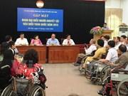 Développer l'emploi des personnes handicapées