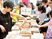 Journée du livre à Ho Chi Minh-Ville
