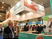 Le Vietnam à la foire mondiale des produits aquatiques Bruxelles 2015