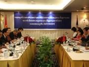 Vietnam-Laos: les associations d'amitié renforcent leur coopération