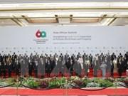 Le Vietnam au Sommet afro-asiatique à Jakarta