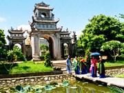 Pho Hien, ancien port international du Nord, classé patrimoine national spécial