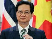 Le PM Nguyen Tan Dung au prochain Sommet de l'ASEAN