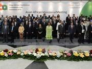 Les pays afro-asiatiques s'engagent à lutter contre le terrorisme