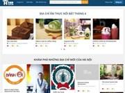 Diachi.hanoidep.vn, un site sur les bons restaurants de Hanoi