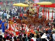 Activités en l'honneur de la fête du Temple des rois Hung 2015