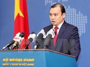 Séisme : sur la situation des Vietnamiens au Népal
