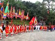 Les Vietnamiens et le culte des rois Hùng
