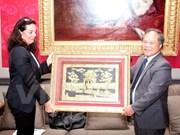 Vietnam-Belgique : renforcer la coopération entre les organes législatifs