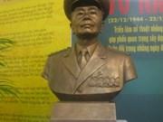 Une exposition sur des généraux célèbres du Vietnam