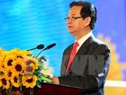 Le PM aux célébrations des 40 ans de la libération du Sud