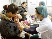 Performance du programme de vaccination élargi du Vietnam