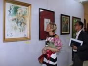 Exposition pictorale sur le Général Vo Nguyen Giap