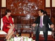 Le président Truong Tan Sang nomme de nouveaux ambassadeurs