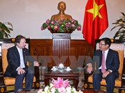 Approfondir le partenariat stratégique Vietnam-Royaume-Uni