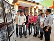 Exposition de photos sur le général Vo Nguyên Giap à Thai Nguyên