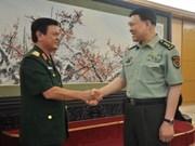 VN-Chine: coopération dans la Défense