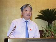 Le projet de Code civil au menu de la 8e session de l'AN