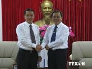Information : la VNA coopère avec des provinces du Sud