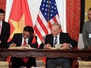 Les relations Vietnam-Etats-Unis continuent d'être approfondies