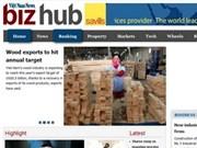 Naissance d'un site d'économie du journal Viet Nam News