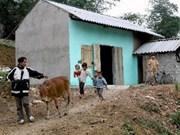 Tây Nguyên construit des habitations pour les démunis