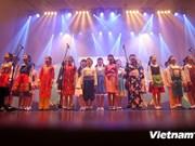 Une fête musicale pour la diaspora vietnamienne de R. de Corée